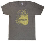 Pickwick - Bee Beard (Tri-Blend) T-shirts