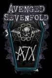 Avenged Sevenfold (Chain Coffin) Posters