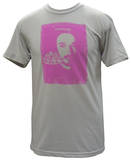 Disappears - Magenta Eyes to Mouth Shirts