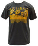 Maps & Atlases - Rushmore (Tri-Blend) T-shirts