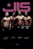 JLS - Topless Posters