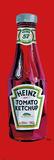 Heinz Tomato Ketchup Prints