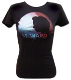 Juniors: M. Ward - Wasteland Moon Photo T-Shirt