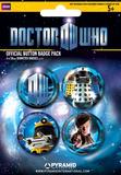 Doctor Who - Daleks Badge Pack Badge