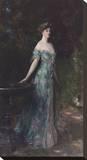 Portrait of Millicent Leveson-Gower (1867-1955), Duchess of Sutherland, 1904 Toile tendue sur châssis par John Singer Sargent