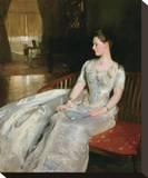 Mrs. Cecil Wade, 1886 Toile tendue sur châssis par John Singer Sargent