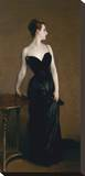Madame X (Madame Pierre Gautreau), 1883 Stretched Canvas Print by John Singer Sargent