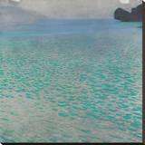 Attersee, 1900 Leinwand von Gustav Klimt