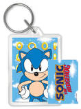 Sonic The Hedgehog - Sonic Acrylic Keychain Keychain