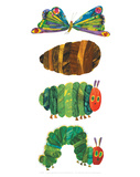 Eric Carle - The Very Hungry Caterpillar - Reprodüksiyon