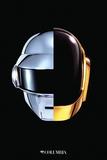 Daft Punk (Helmet) Posters