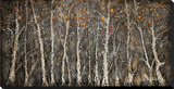 Rugged Forest Prints by Dominic Lecavalier