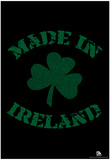 Made in Ireland Danny Boy Lyrics Poster Posters