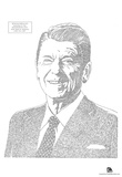 Ronald Reagan Berlin Speech Text Poster Photo