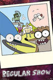 Regular Show - Snapshot TV Poster Print