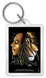 Bob Marley - Li On Acrylic Keychain Keychain