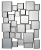 Stafford Small Rectangular Mirror Wall Mirror by Jonathan Wilner Kelly Stevenson