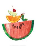 Eric Carle - The Very Hungry Caterpillar - Reprodüksiyon