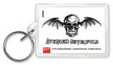 Avenged Sevenfold - Skull Acrylic Keychain Keychain