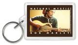 Bob Marley - Natural Acrylic Keychain Keychain