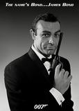 James Bond (Connery Tuxedo) Posters
