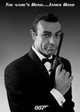 James Bond (Connery Tuxedo) Reprodukcje