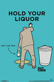 Guy Code - Hold Your Liquor TV Poster Posters
