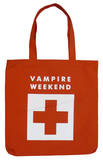 Vampire Weekend - Ski Patrol Tote Tote Bag