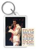 Elvis Presley - King Acrylic Keychain Keychain