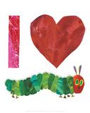The Very Hungry Caterpillar Julisteet tekijänä Eric Carle