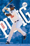 Yasiel Puig Los Angeles Dodgers MLB Sports Poster Photo