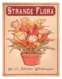 No.11 Felinium Whiskerpuss Posters by Phil Garner