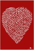Sonnet 18 Text Poster Plakát