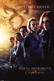 The Mortal Instruments City Of Bones (Chosen) Print