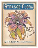 No.12 Ballfootium Backstickalus Prints by Phil Garner
