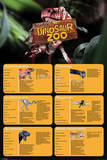 Erth's Dinosaur Zoo Dino Facts Poster Láminas