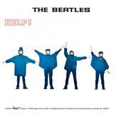 Beatles - Help Vinyl Sticker Stickers