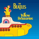 Beatles - Submarine Vinyl Sticker Stickers
