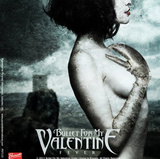 Bullet For My Valentine - Fever Vinyl Sticker Stickers