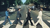 Beatles - Abbey Road Vinyl Sticker Stickers