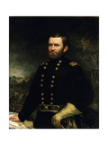 Portrait of Ulysses Simpson Grant, 1869. Created by Storey, George Henry, 1835-1923 Giclee Print