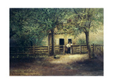 Grant's Birth Place, Point Pleasant, Ohio, 19th Cen. by George Leo Frankenstein Giclee Print