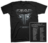 Fear Factory - Industrialist Tour T-shirts