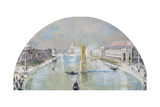 The World's Columbian Exposition of 1893 by Lawrence Carmichael Earle, 1845-1921 Reproduction procédé giclée