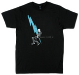 Queens of the Stone Age - Lightning Dude (slim fit) T-shirty