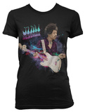 Juniors: Jimi Hendrix - Space Dust Shirts