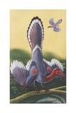 Archaeopteryx, Illustration Prints