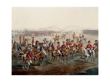 British Cavalry Photographic Print