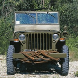 US Willys MB Jeep, 1942 Photographic Print