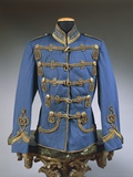Ninth Regiment Lieutenant's Jacket, Uniform of Hussars Photographic Print